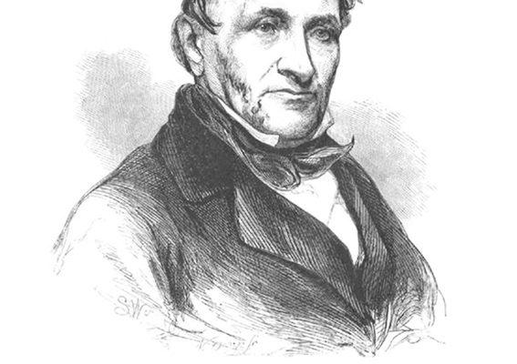Ritratto di Eleuterio Felice Foresti del 1851 di Theodore Dwight