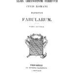 Pubblicazione di Luigi Crisostomo Ferrucci