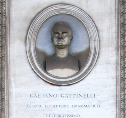 Tomba di Gaetano Gattinelli