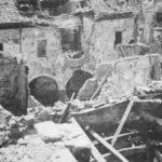 Immagine di Cotignola bombardata