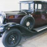 (3) Fiat 521. Cilindrata 2516cc, anno 1929, sei cilindri Italia.