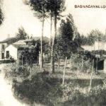 Vecchia cartolina di Villa Prati.