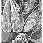 Canestri per trasportare bambini (Sec. XVII)