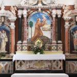 Interno della chiesa di Sant'Antonio. Foto: Paolo Gagliardi