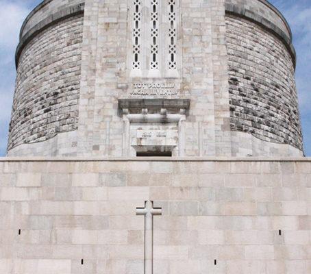 Sacrario di Oslavia (Foto: Paolo Gagliardi)