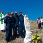 Acciano ha ricordato Andrea Golfera a dieci anni dalla tragedia