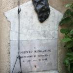 Cimitero di Barbiano di Cotignola (foto P.Gagliardi)