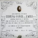 Cimitero di Budtio di Cotignola (Foto P.Gagliardi)