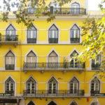 Casa di Lisbona (oggi), dove visse e morì Orioli
