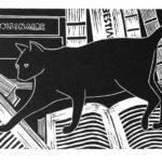 IL GATTO. Guillaume Apollinaire: Bestiario. Incisioni di Andrea Tampieri.