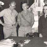 La firma dell'armistizio.