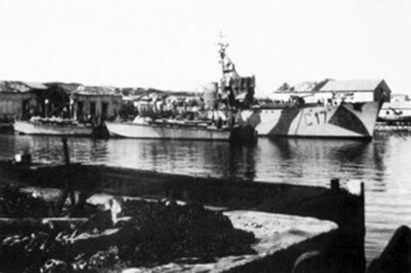 Maddalena, arsenale