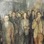Luciano Caldari, La folla