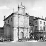 Sant'Onofrio nei primi anni '70 del novecento