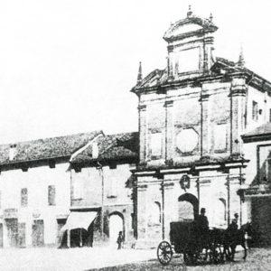 Sant'Onofrio prima del 1913.