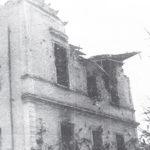 Villa Ricci Signorini dopo il 27 luglio 1943 (oggi sede della Comunità Maria Immacolata).